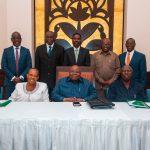 BMF's Development in Memory of Mkapa